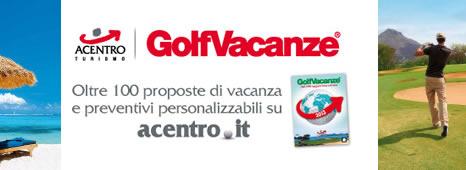 Golf Vacanza Acentro
