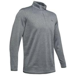UA M SweaterFleece 1/2 Zip