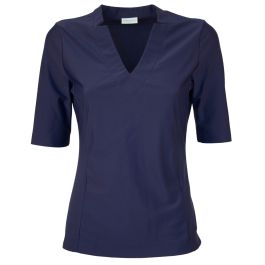 MARIE VALOIS POLO SS LACED  3130122