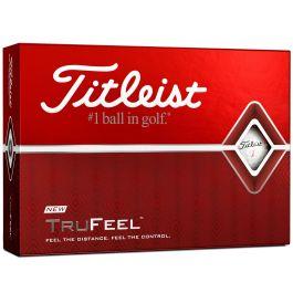 TITLEIST BALL TRUFEEL BIANCO