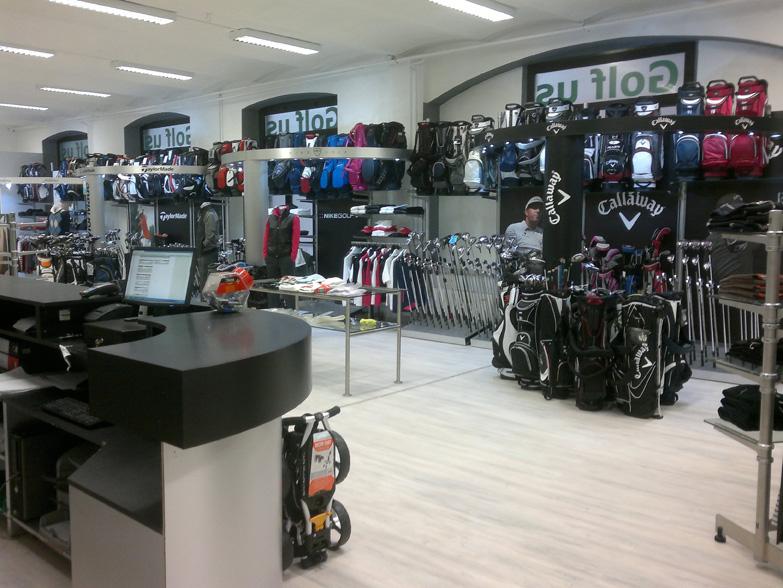 sports shoes 4571e 4e1e8 Golf'us Megastore Torino